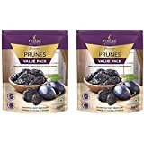 Cash & Carry Rostaa Prunes 1 kg (Pack of 2)