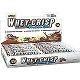 All Stars Whey-Crisp Bar, White Chocolate Cookie Crunch, 24er Pack (24 x 50 g)