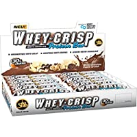 All Stars Whey-Crisp Bar, White Chocolate Cookie Crunch, 24er Pack (24 x 50 g)