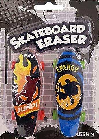 CRAZE Eraze–Skateboard Whiteboard Neuheit Collectors