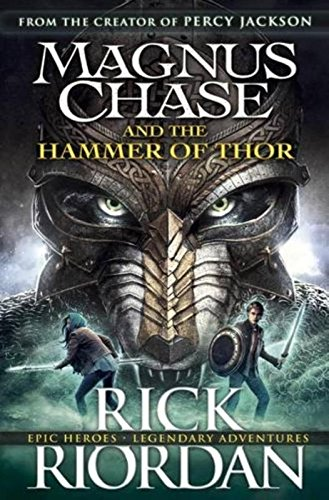 Magnus Chase and the Hammer of Thor (Book 2) por Rick Riordan