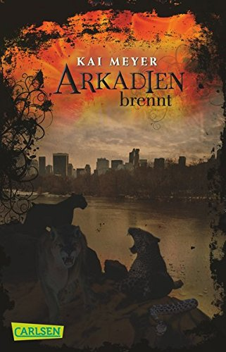 Arkadien-Reihe 2: Arkadien brennt (Bett-kopf-geräte)
