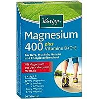 Kneipp Magnesium 400 Tabletten 30 stk preisvergleich bei billige-tabletten.eu