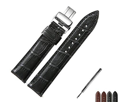 chimaera-geniune-vitello-cuoio-cinturino-band-sostituzione-veloce-realease-watchstrap-band-18mm-19mm