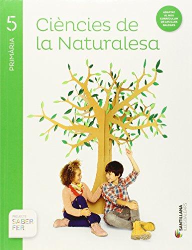 Ciencias naturales 5 primaria santillana illes balears editado por Santillana