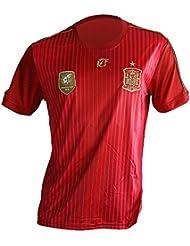 Pack 12 Camisetas Selección Española 8,95€ unidad (XXL)
