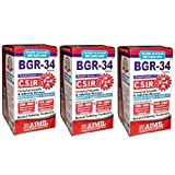 #4: Aimil Blood Glucose Metaboliser BGR - 34 Tablets - (Pack of 3)