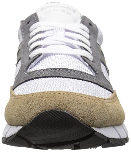 Saucony Originals Jazz 91, Sneakers basses homme Blanc