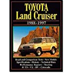 [(Toyota Land Cruiser: 1988 to 1997)] [ By (author) R. M. Clarke ] [June, 1998]