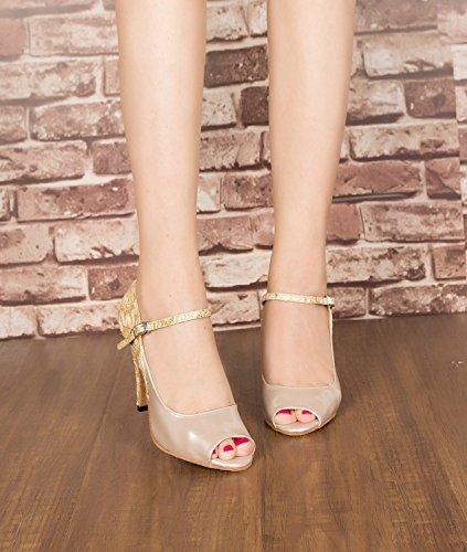 Miyoopark , Salle de bal femme Beige-8.5cm heel