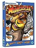 Madagascar 1-3 (3 Dvd) [Edizione: Regno Unito] [Reino Unido]