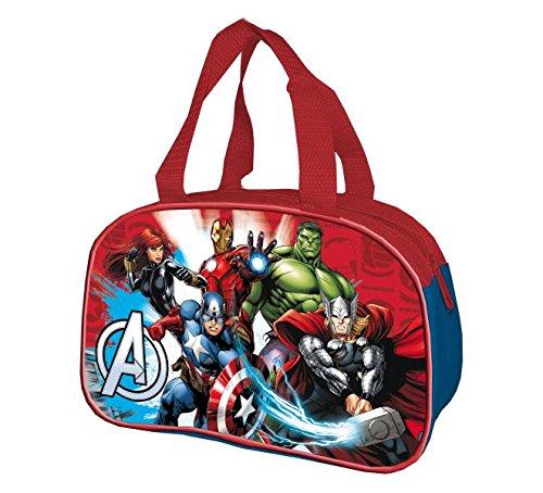 Astro, AST0725, Portameriendas Avengers, neceser avengers 15x23x7,5 cm