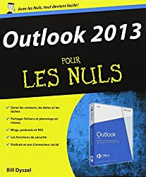 Outlook 2013 Pour les Nuls