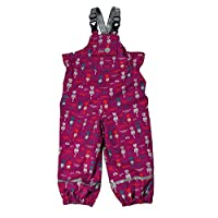Spotty Otter Forest Leader Insulated PU Dungarees