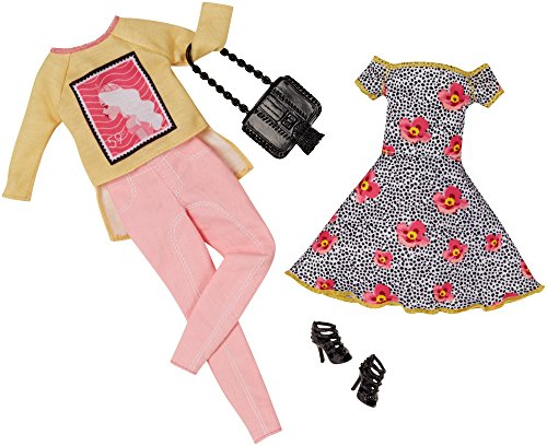 Barbie Fashions complete look 2-pack # 4