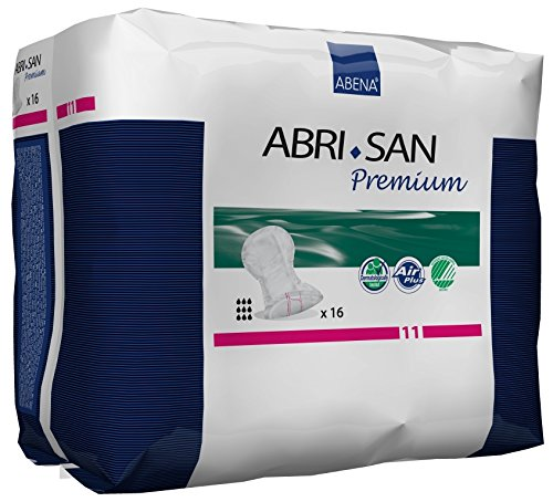 ABENA 9389 Abri San X-Plus N.º 11 Premium - Pañales para adultos