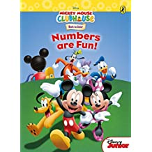 Numbers are Fun (Book to Colour)
