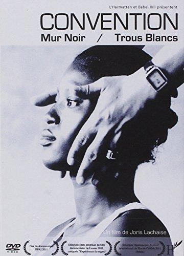 DVD Convention Mur Noir Trous Blancs