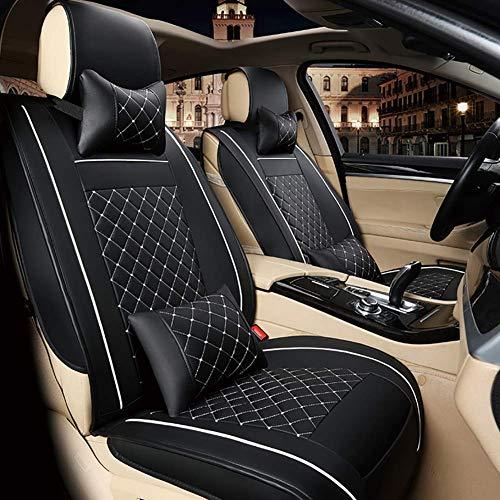 protezione completa Hamimelon coprisedili universali per auto di colore grigio