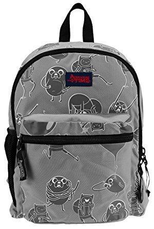 rucksack-adventure-time-grau-muster-406-cm-scholl-tasche-14549