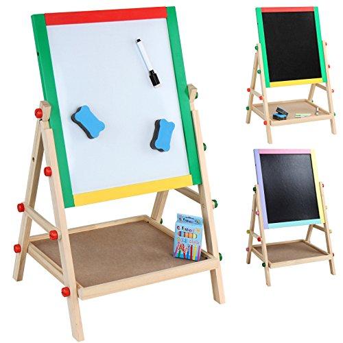 infantastic-pizarra-para-ninos-2-en-1-pizarra-magnetica-pizarra-para-pintar-de-madera-con-accesorios