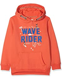 Fat Face Wave Rider Graphic Popover, Sweat à Capuche Garçon