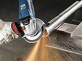 Bosch Pro Fächerschleifscheibe Expert for Metal zum Schleifen von Metall  für Winkelschleifer (Ø 125 mm, Körnung 120, gewinkelt) - 4