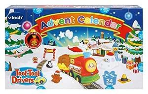Toot-Toot Drivers Advent Calendar - Multi-Coloured