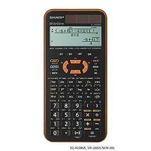 Sharp ELW506XB-YL Calcolatrice