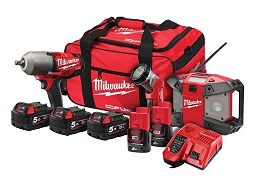 milwaukee-m18fpp3b-525b-12v-18v-fuel-impact-wrench-radio-torch-kit-with-3-x-50ah-batteries