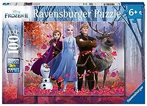 Ravensburger - Puzzle Frozen 2, 100 piezas XXL (12867)