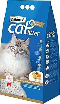 Patimax Long Lasting Premium Ultra Clumping Cat Litter