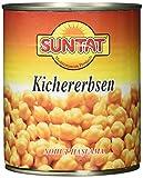 Produkt-Bild: Suntat Kichererbsen , 3er Pack (3 x 800 g Packung)