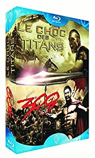 Le Choc des Titans + 300 [Blu-ray] (B003WGPCGQ) | Amazon price tracker / tracking, Amazon price history charts, Amazon price watches, Amazon price drop alerts
