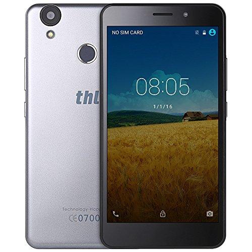 THL T9 PRO - 4G/3G/2G Smartphone Android 6.0 Schermo 5.5'' IPS, MT6737 64bit 1.3GHz Quad-Core, (Sistema Dual Corto)