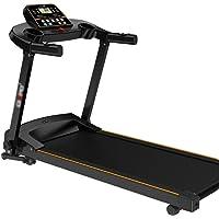 AP Auple Tapis de course pliable - USB et haut-parleurs - 12 km/h - Machine motorisée de course à pied, jogging, marche…