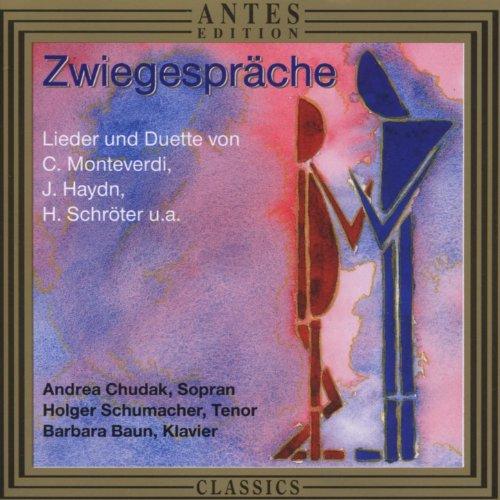 Altdeutsches Liederspiel op. 4: II. Lied im Mai