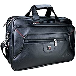 Da Tasche Expandable Laptop Messenger Bag