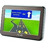 """MIO Spirit 5450 LM Navigationsgerät mit 4.3"""" Touchscreen, Lebenslangen Kartenupdates, Spurführung, Ansage von Straßennamen, 3D Junction Views, Parkhilfe uvm. - Westeuropa"""
