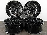 4 Alufelgen KESKIN KT20 18 Zoll passend für Seat Ibiza Cupra 6J 6L Toledo NH Leon 1M 5x100 NEU