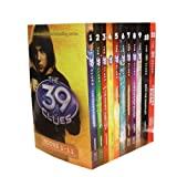 The 39 Clues - 1-10 Book Set plus A Game Card Pack New (The 39 Cl...