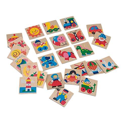 Bino Europe- Marcas con Dibujos para guarderías, Multicolor (73511)