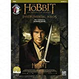 The Hobbit - An unexpected journey - arrangiamento per flauto traverso - con CD [note/spartiti] della serie: assoli strumentali.