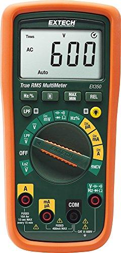 Extech Multimeter (Extech EX350 Professionelles Multimeter mit TRMS und NCV-Detektor)