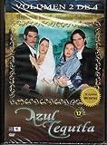 AZUL TEQUILA VOLUMEN 2 DE 4