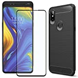 MYLBOO Case and Screen Protector For Xiaomi Mi Mix 3, [2 in