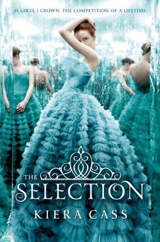 Buchseite und Rezensionen zu 'The Selection' von Kiera Cass