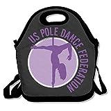 lygfdsss nos Federación de Pole Dance Funny–Bolsa para el almuerzo bolsa para el almuerzo