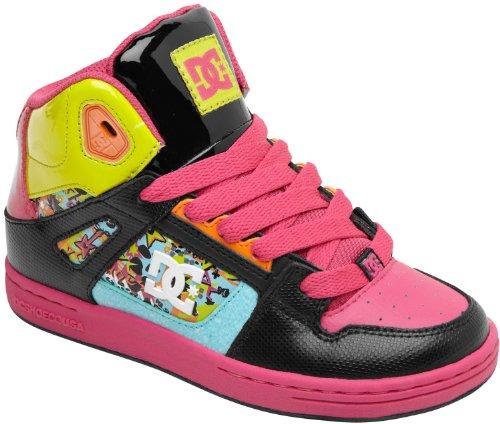 DC - Rebound Se Salut de fille Top Shoes
