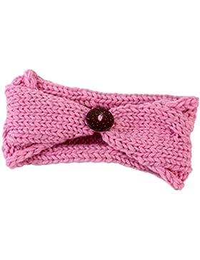 Sharplace Bambino Prima Infanzia Crochet Fascia Fasce Per Capelli da Neonato Fotografia Props